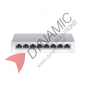 TP-Link TL-SF1008D Ethernet Switch 8-Port 10/100