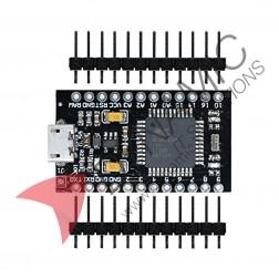 Micro ATmega32U4 3.3V 8MHz with Bootloader
