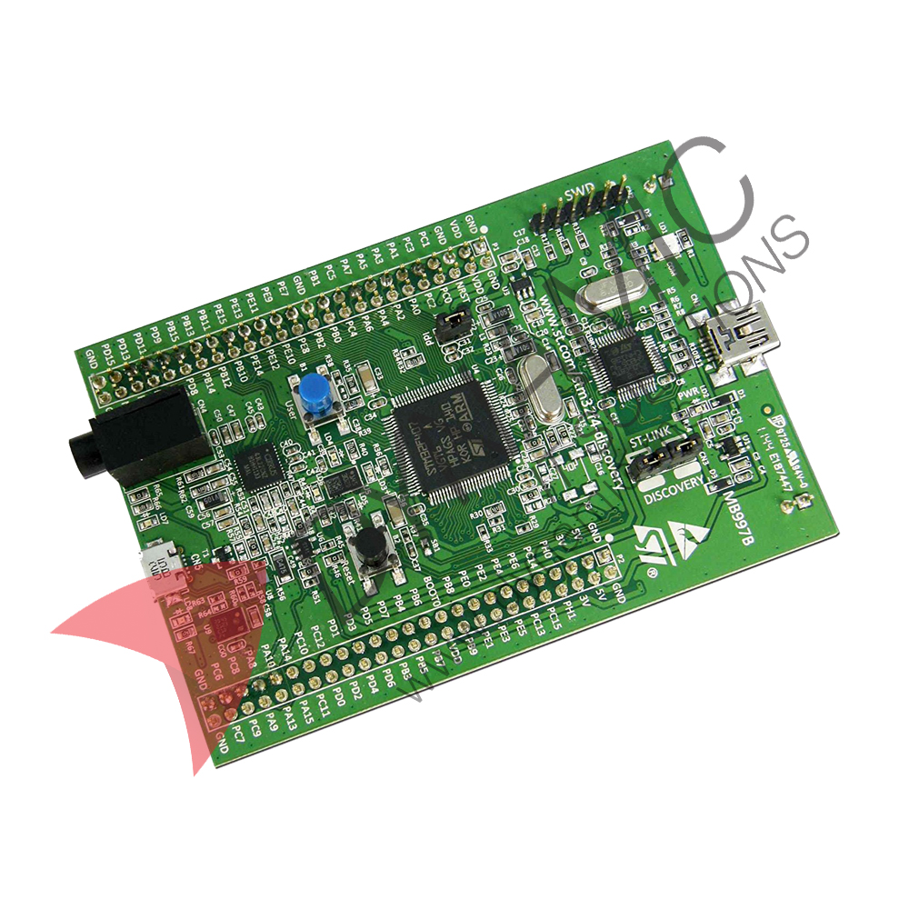 Dynamic - STM32 Discovery Board