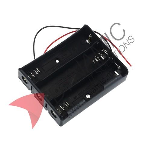 Battery Holder Case 3x18650