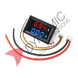 Digital Voltage Current Meter DC 100V 10A