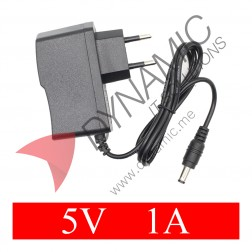 Power Supply Adapter DC Plug - 5V 1A