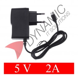Power Supply Adapter Micro USB - 5V 2A