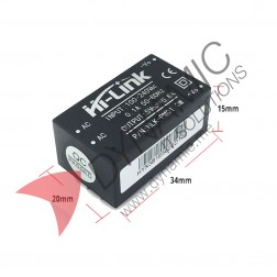 Hi-Link Power Supply Mini AC-DC 220V To 5V