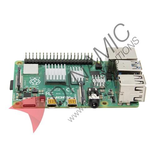 Heat Sink for Raspberry Pi 4 Model B (3 Aluminum)