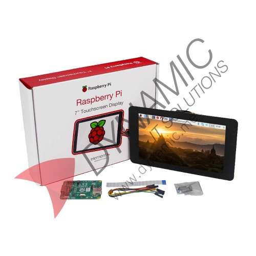 Official 7 Inch Touch Screen for Raspberry