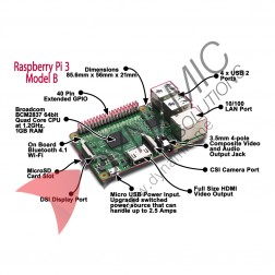 Raspberry Pi 3 Model B Original