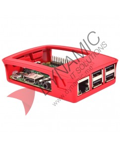 Raspberry Pi 3 Official Case RED Enclosure