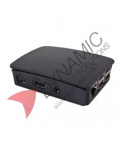 Raspberry Pi 3 Official Case Black Enclosure