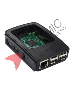 Raspberry Pi 3 Official Case Black Enclosure