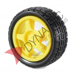 Car Wheel Tyre (65mm)
