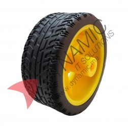 Car Wheel Tyre (65mm)