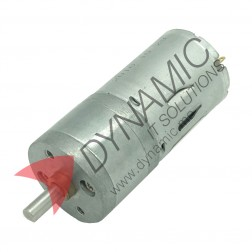 DC Motor with Gearbox JGA25-370