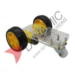 Robot Car 2 Wheel (Small Board)