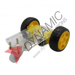 Robot Car 2 Wheel (Small Board)