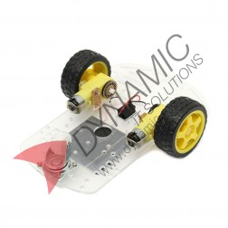 Robot Car 2 Wheel (Big Board)