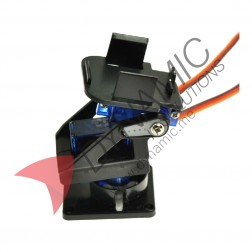 Servo Bracket Camera Mount (2 Servos Included)