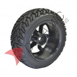 Car Wheel Tyre (75mm)