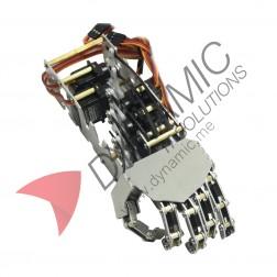 Humanoid Five Fingers Metal Manipulator 5 DOF