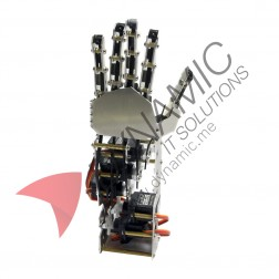Humanoid Five Fingers Metal Manipulator 5 DOF