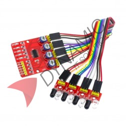 4 Channel Infrared Tracking Module