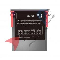 Temperature Humidity Digital Controller STC-3028 12V