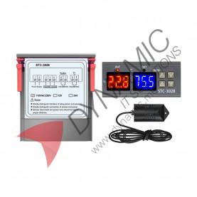 Temperature Humidity Digital Controller STC-3028 220V