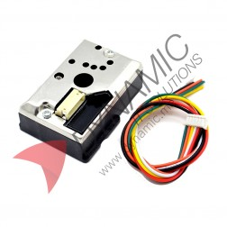 Optical Dust Sensor PM2.5 (GP2Y1010AU0F - GP2Y1014AU)