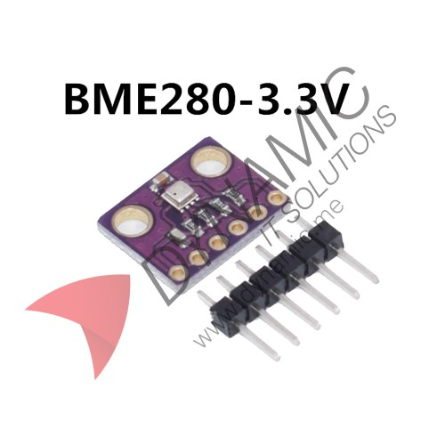 GY-BME280 Precision Altimeter Atmospheric Pressure