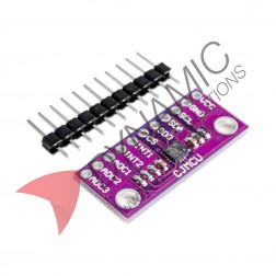 High Resolution Three-axis Accelerometer LIS3DSH
