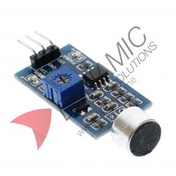 High Sensitivity Sound Detection (3 pins)