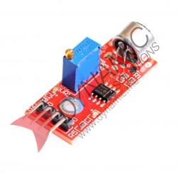 High Sensitivity Sound Detection (4 pins)
