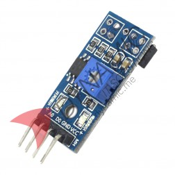 Infrared Line Tracking Sensor TCRT5000 Adjustable (4 pins)