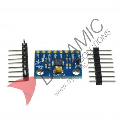 MPU-6050 GY-521 3 Axis Gyro and Accelerometer