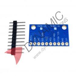MPU-9250 9 Axis Attitude + Gyro + Accelerator + Magnetometer Sensor
