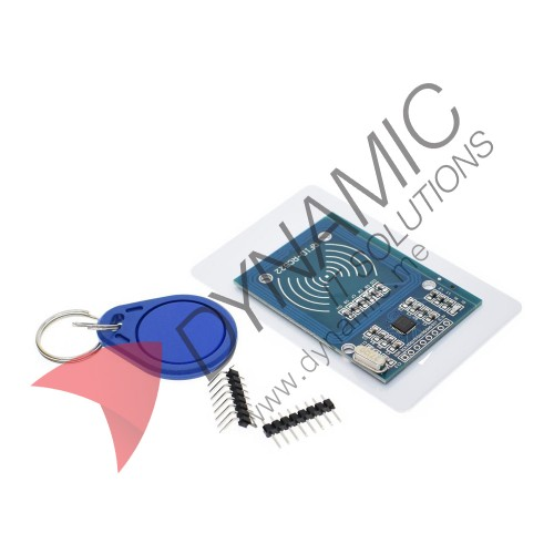 RFID Module MFRC-522 with Card and Key