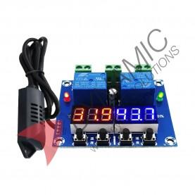 Temperature & Humidity Controller XH-M452