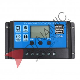 Solar Charge Controller 12/24V 30A