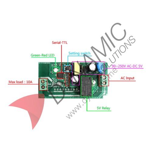 Sonoff Wifi Smart Switch