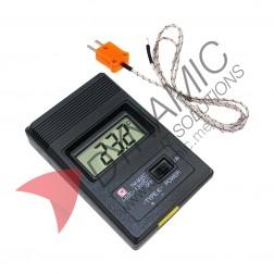 K Type Thermometer + Thermocouple Probe TM-902C